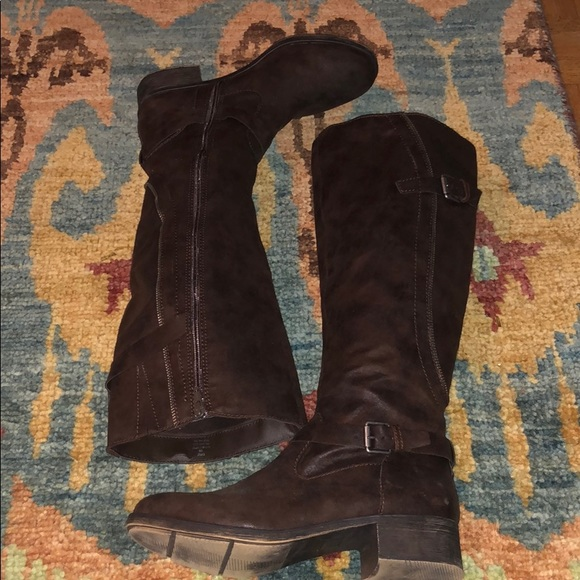 Style & Co Shoes - Brown Riding Boots - Size 10